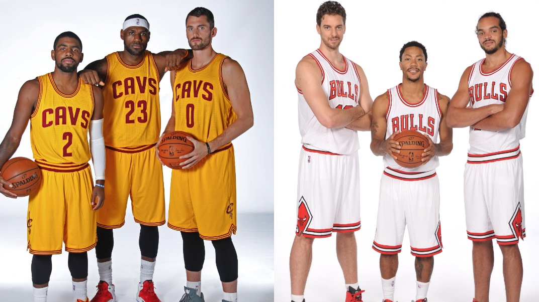 NBA's Eastern Conference is much improved this season