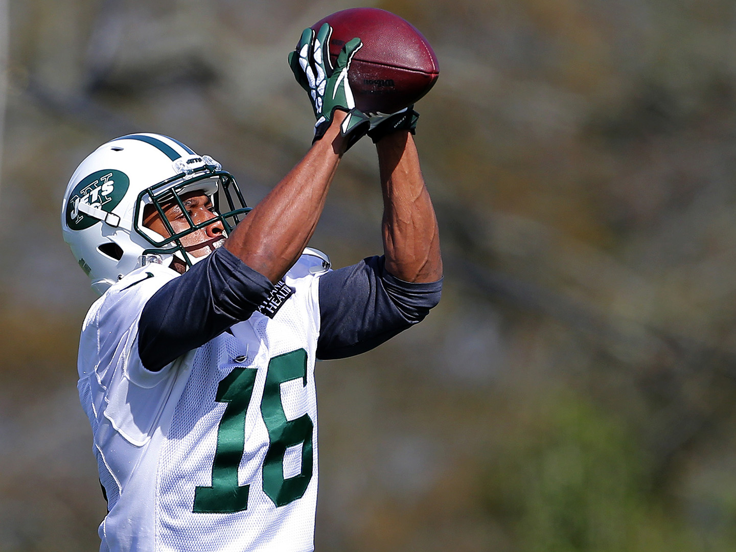 Jets More Than Happy To Give Percy Harvin Fresh Start