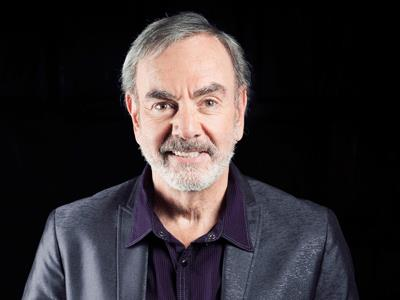 Neil Diamond is still inspired by love
