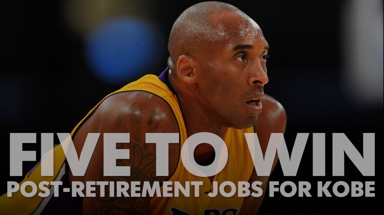 What Kobe should do after retirement