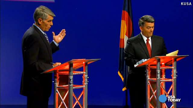 Poll: Gardner gaining ground in Colorado Senate race