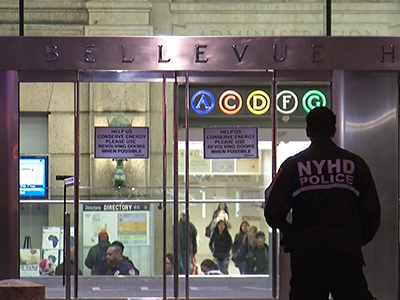 Doctor in NYC Quarantined with Ebola