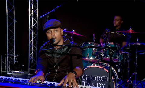 StudioA: George Tandy Jr. performs a three-song set