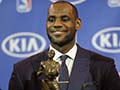 The 2014-15 NBA award winners will be...
