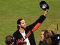 Bumgarner's Game 5 gem puts Giants on the verge of a title
