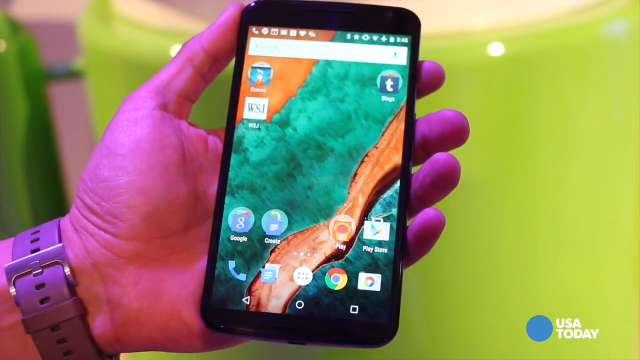 Baig: Nexus 6 and Lollipop are delightful mobile treat