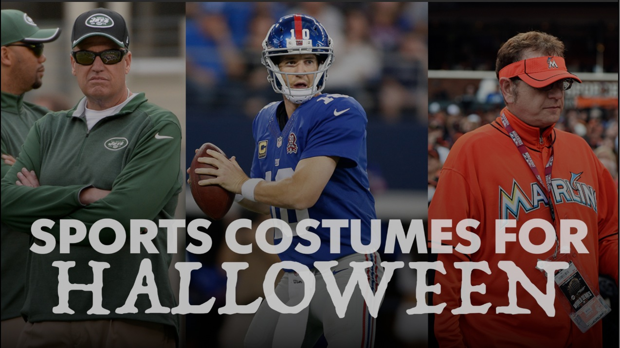 9 Halloween costume suggestions for our favorite athletes   For ...