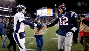 5 NFL story lines: Brady vs. Manning highlights the week