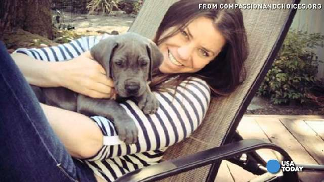 Brittany Maynard, right-to-die advocate, ends her life