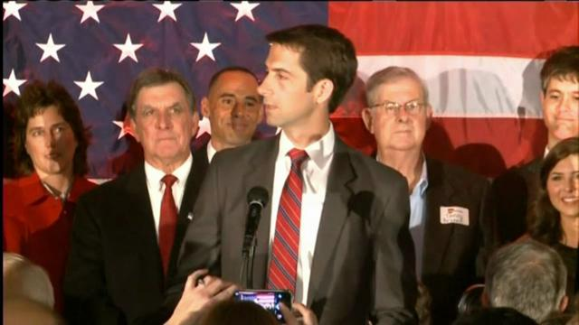 Cotton: The people of Arkansas have made their choice