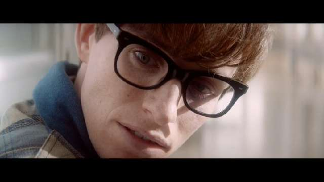 "Eddie Redmayne stars as Stephen Hawking in a ""The Theory of Everything."" The film opens in the Fox Valley Wednesday."