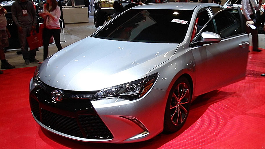 this toyota camry is a dragster in disguise. Black Bedroom Furniture Sets. Home Design Ideas