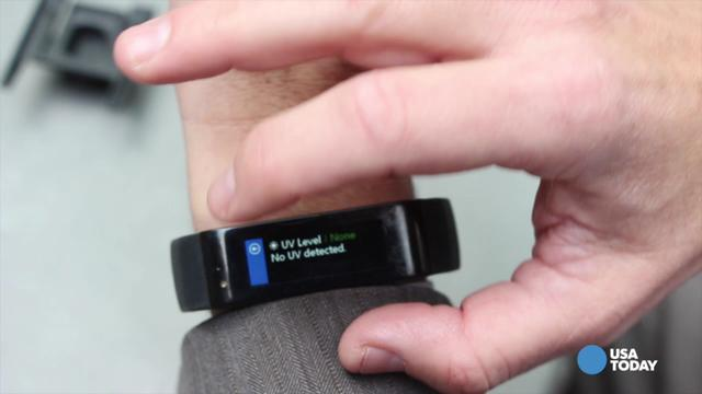 Baig: Microsoft Band promising but out of shape