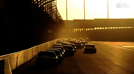Final four battle at Homestead-Miami Speedway