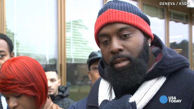 Michael Brown's parents 'grateful' for international attention
