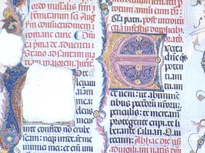 Medieval St. Francis manuscripts coming to NY