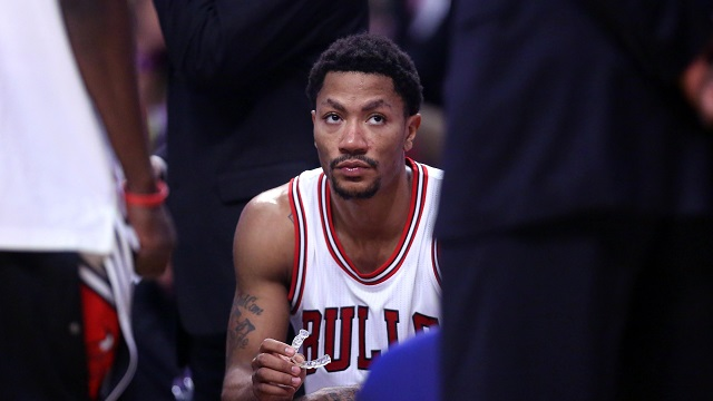 Ask EJ: Derrick Rose needs to watch what he says