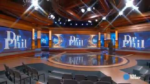 Dr. Phil's tech upgrade means this 'isn't your mother's ...  Dr Phil Show Set