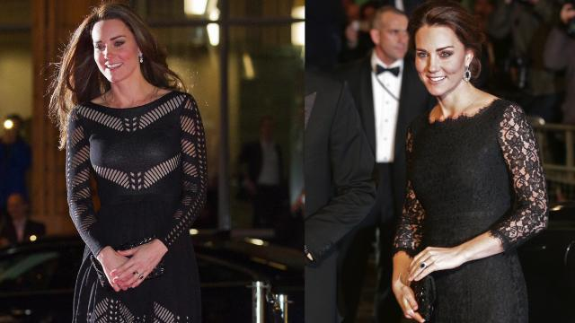 Kate Middleton's best maternity fashions
