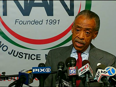 Sharpton: Ferguson situation is 'very tense'