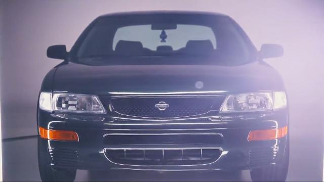 Nissan Restores 1996 Maxima Land Yacht From Viral Craigslist Ad