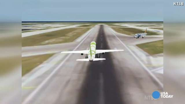 The number of airplane near collisions may shock you
