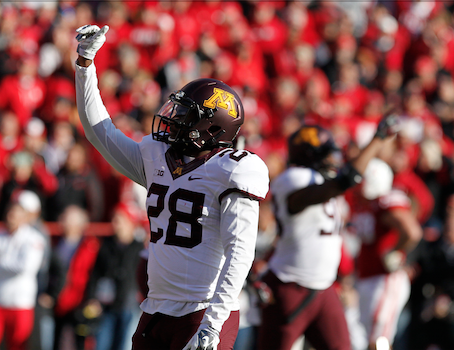 Amway Coaches Poll: Minnesota timing rise perfectly