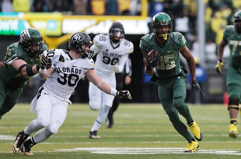With a 44-10 win over Colorado, did Oregon grab a spot in the Playoff?