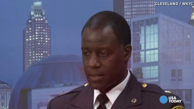 Cleveland Police Chief: No officer wants to kill a kid