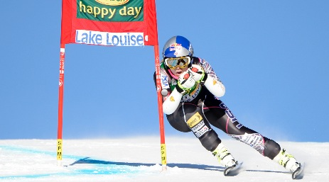 Lindsey Vonn 'can't wait to be in the starting gate'