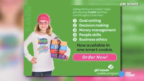 girl scout cookie sales go digital