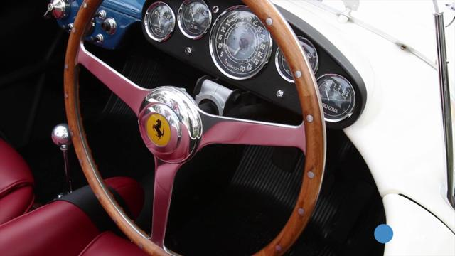 Just Cool Cars: '54 Ferrari racer lived a double life