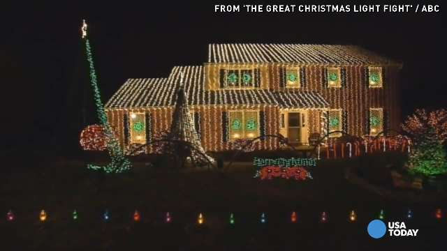 Critic's Corner: 'The Great Christmas Light Fight'