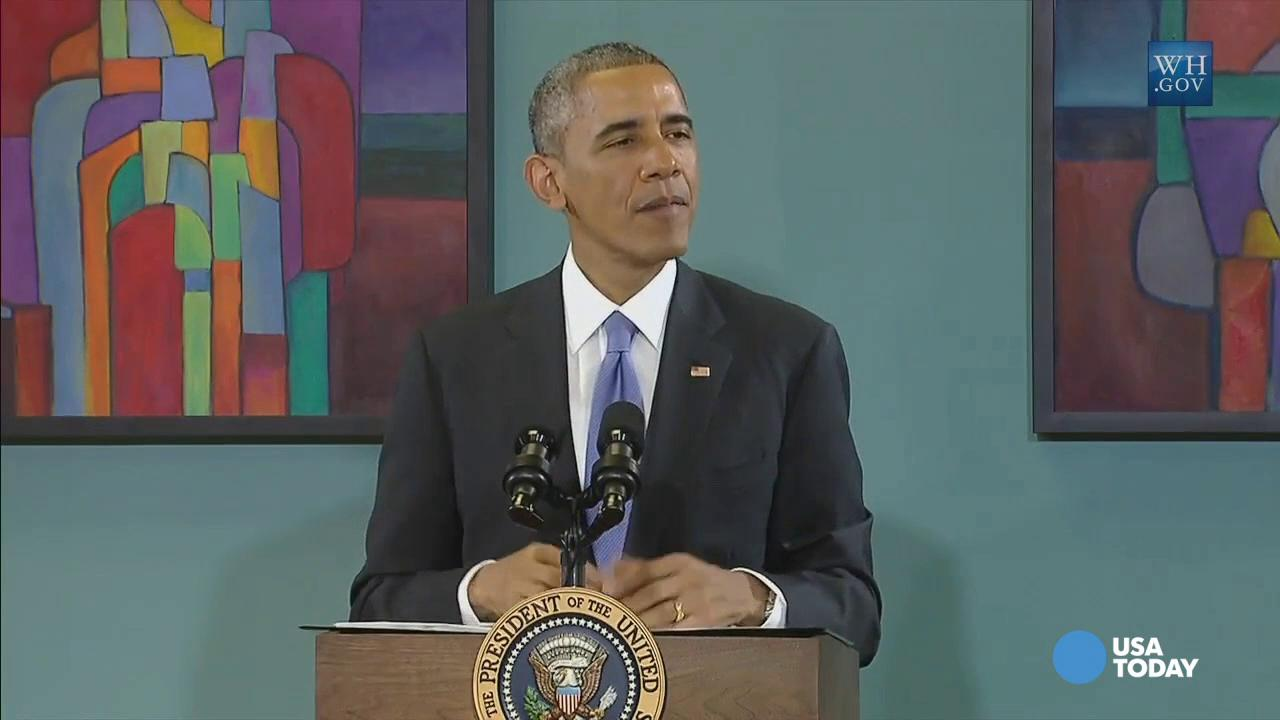 Obama on immigration: Americans know what is fair