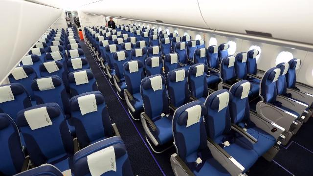 What Your Airplane Seat Choice Says About You