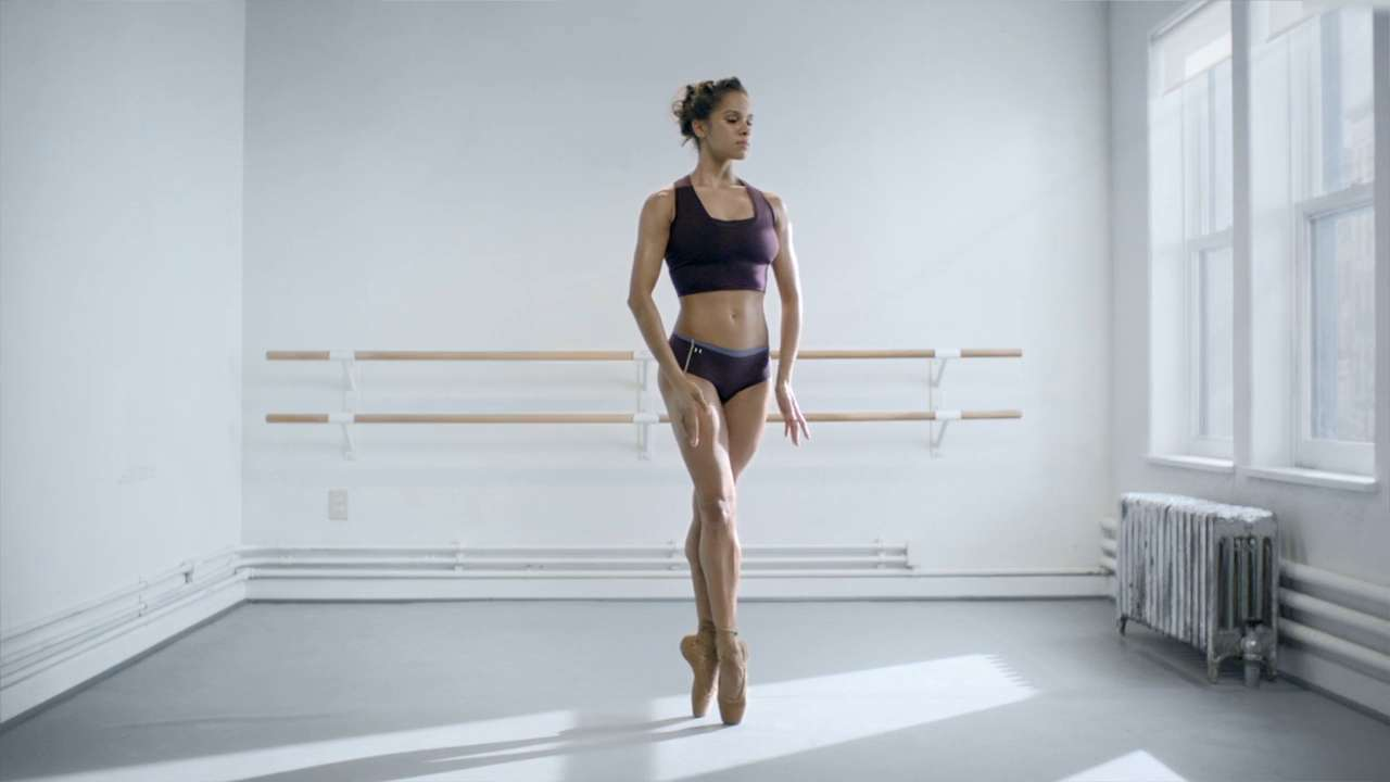 Ballerina Misty Copeland's breathtaking Under Armour ad