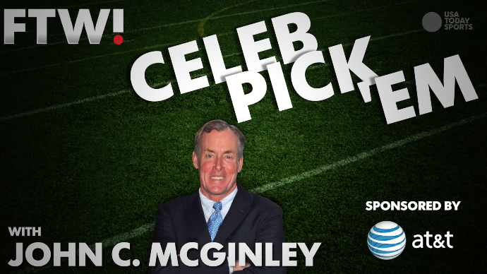 Celeb Pick 'Em Week 16 with John C. McGinley