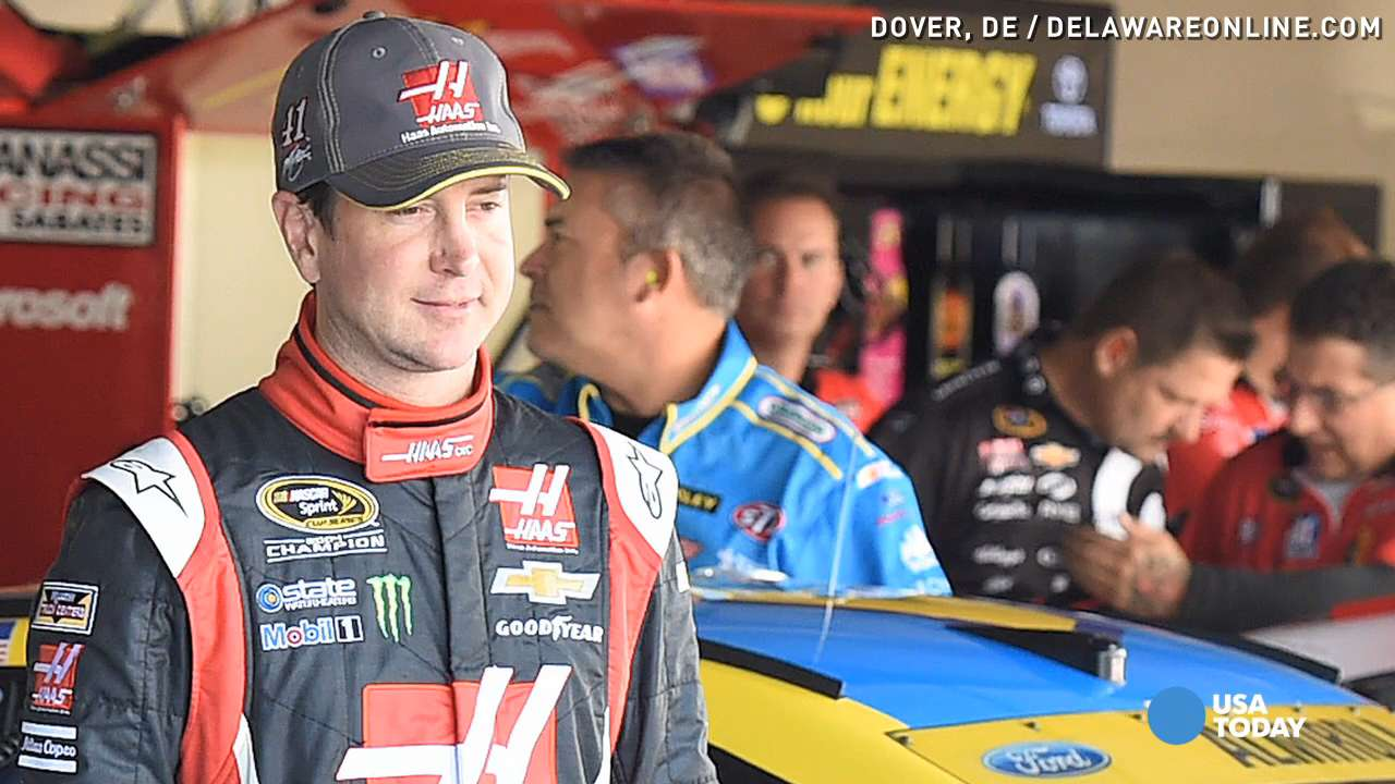 Ex of NASCAR'S Kurt Busch describes alleged attack