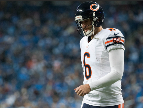 After being benched, how much longer will Cutler stay in Chicago?