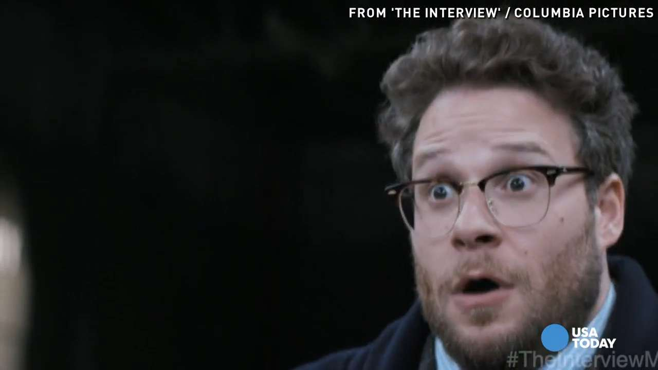 Rogen, Franco discuss making 'The Interview'
