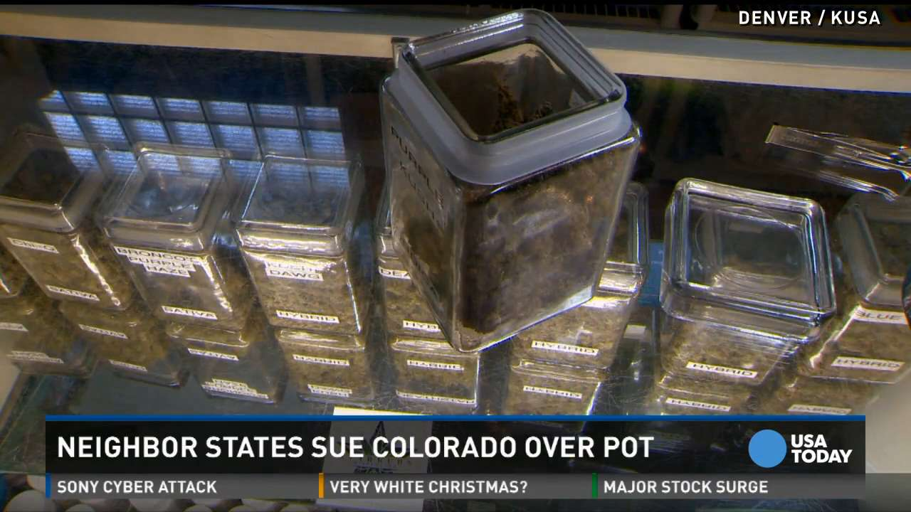 Neighbors states seek to snuff out Colorado pot sales
