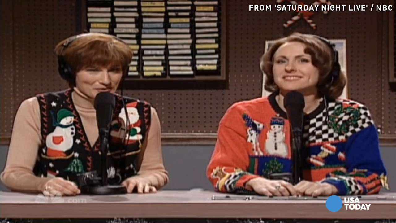 Snl Christmas Special.Critic S Corner Snl S Christmas Special