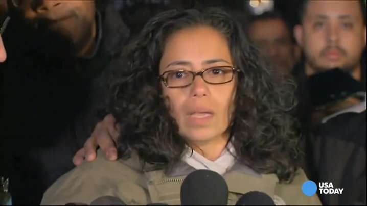 Family asks for peace after NYPD officers 'ambushed'