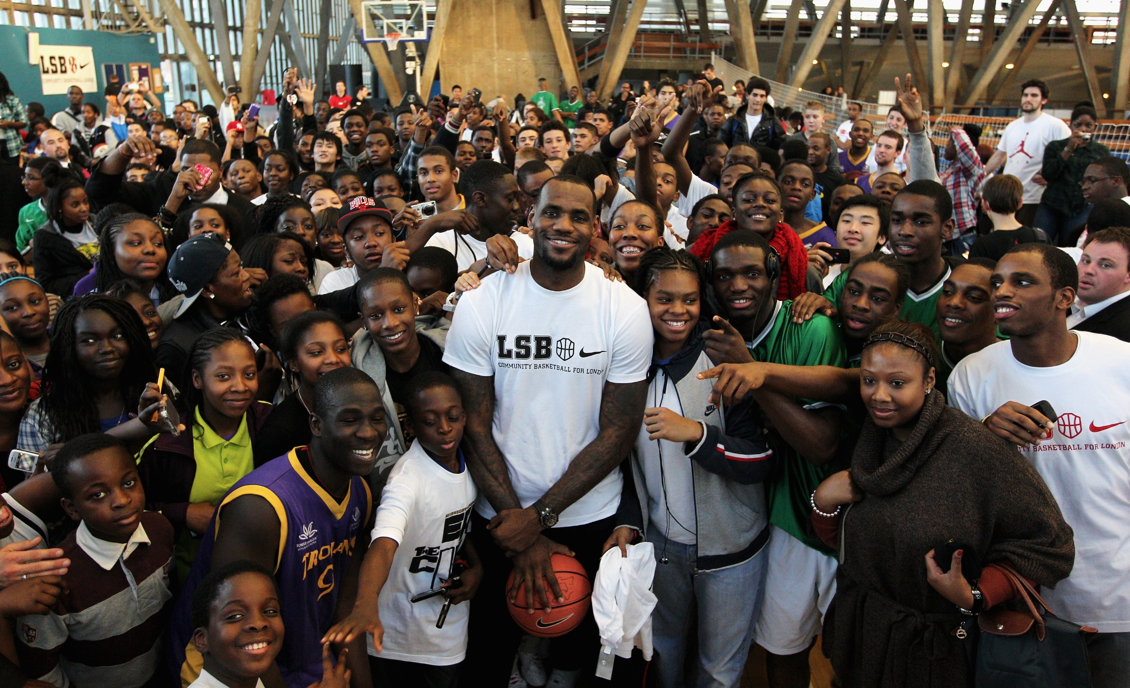 USA TODAY Influencers: LeBron James