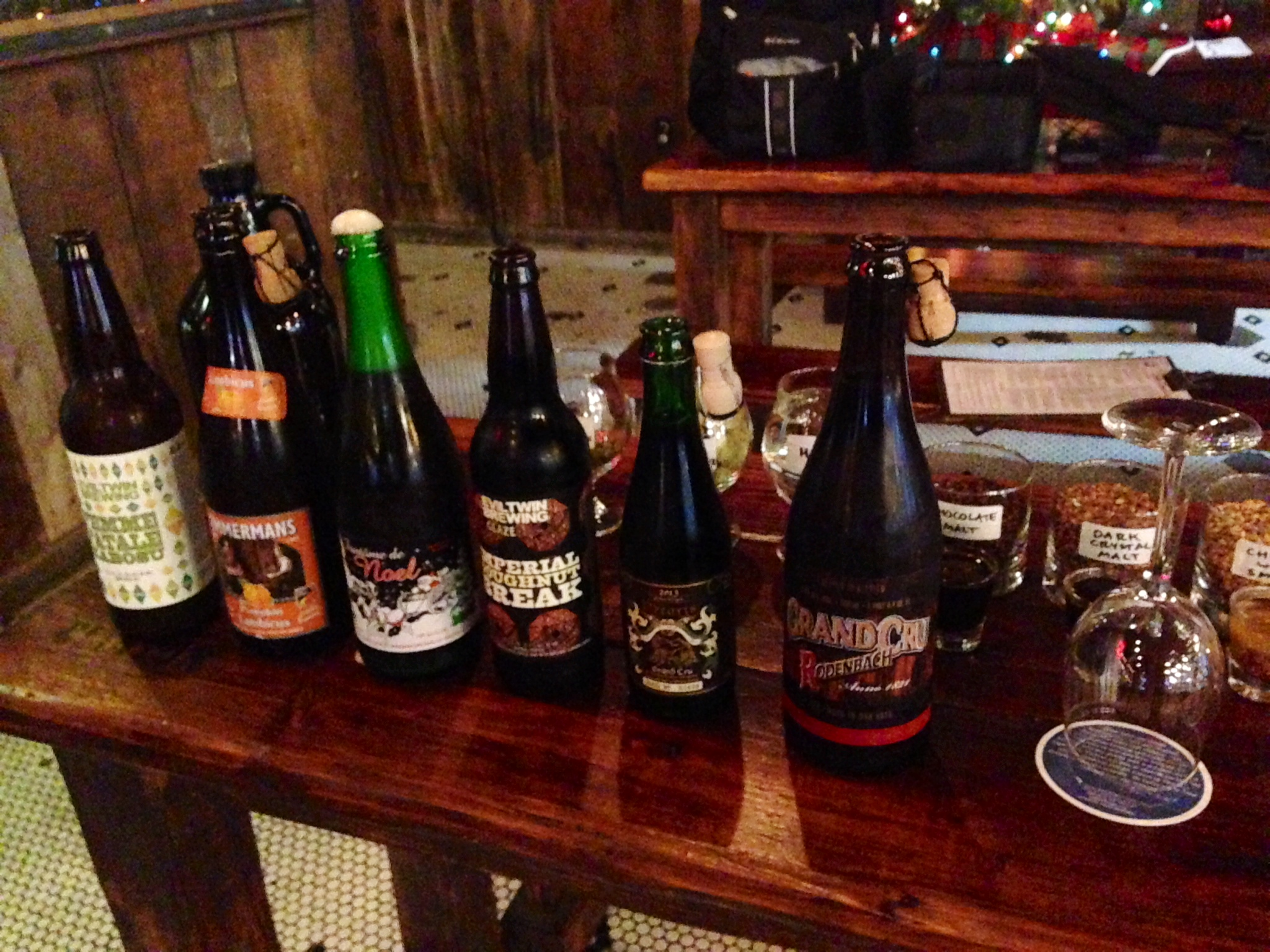 Americans get more innovative with craft beer