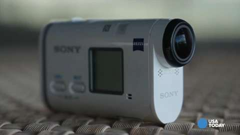 Sony's new action camera takes on GoPro