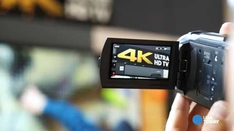 Sony's new 4K camcorder for amateur filmakers
