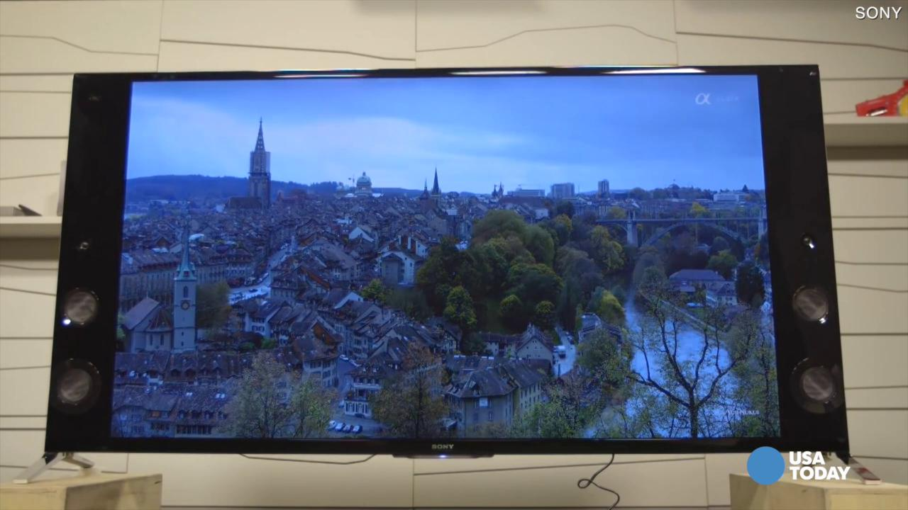 Is 2015 the year of 4K Ultra HD TV?