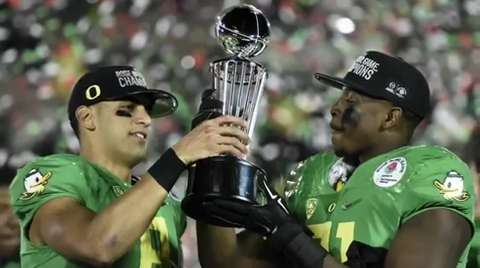 How Oregon routed Florida State in the Rose Bowl