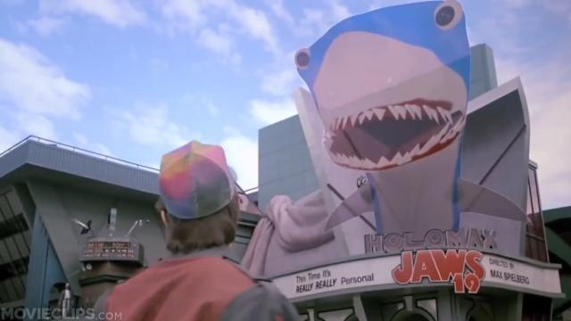What 'Back to the Future II' got right about 2015